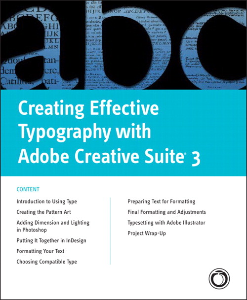 Effective Typography with Adobe Creative Suite 3