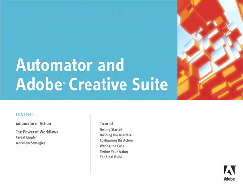 Automator and Adobe Creative Suite