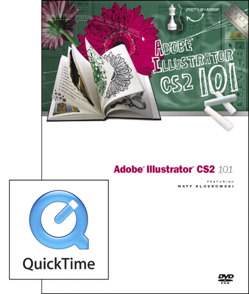 Adobe Illustrator CS2 101, Online Video