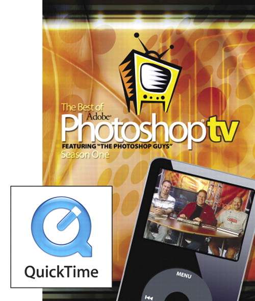 Best of Adobe Photoshop TV: Season 1, Online Video, The