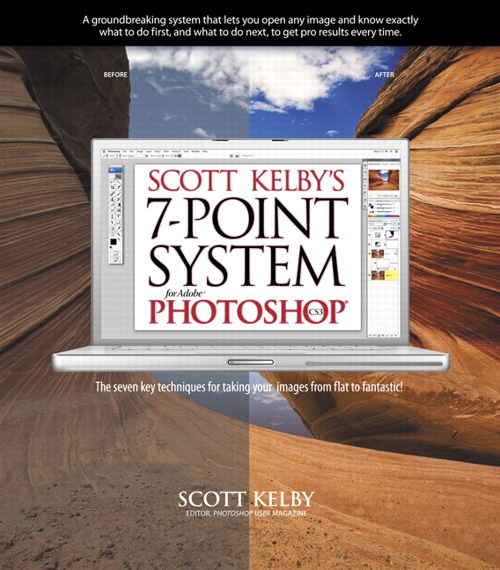 Scott Kelby's 7-Point System for Adobe Photoshop CS3