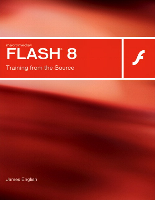 Macromedia Flash 8: Training from the Source
