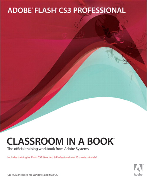 Adobe Flash CS3 Professional Classroom in a Book, Adobe Reader