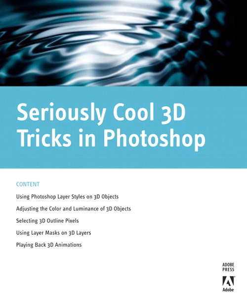 Seriously Cool 3D Tricks in Photoshop