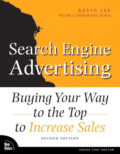 Search Engine Advertising: Buying Your Way to the Top to Increase Sales, Adobe Reader, 2nd Edition