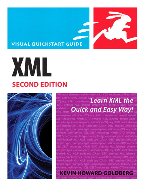 XML: Visual QuickStart Guide, 2nd Edition