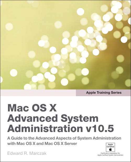 Apple Training Series: Mac OS X Advanced System Administration v10.5, Adobe Reader