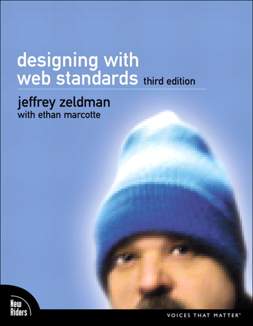 Designing with Web Standards, 3rd ed Cover