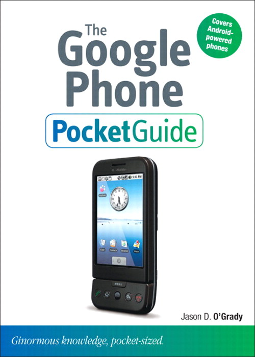 Google Phone Pocket Guide, The