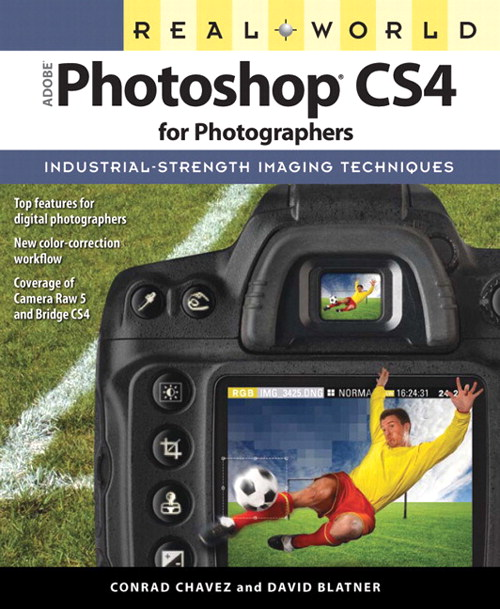 Real World Adobe Photoshop CS4 for Photographers, Adobe Reader