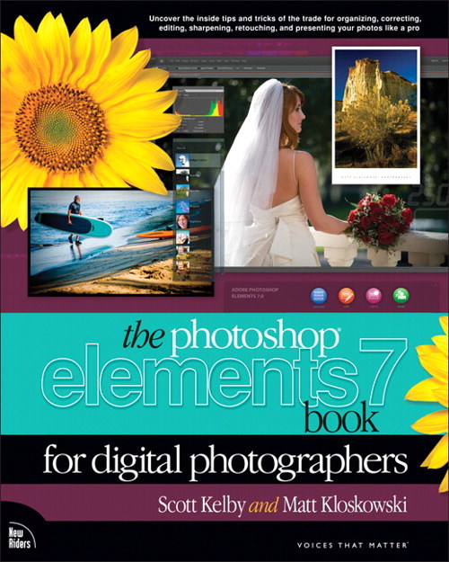 Photoshop Elements 7 Book for Digital Photographers, Adobe Reader, The