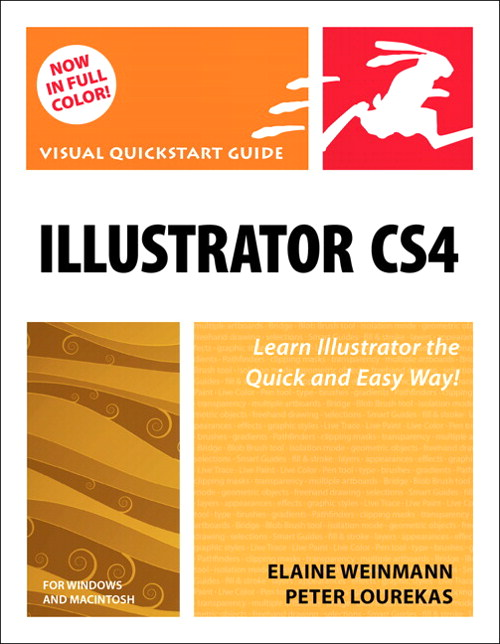 Illustrator CS4 for Windows and Macintosh: Visual QuickStart Guide, Adobe Reader