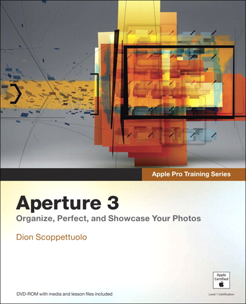 Apple Pro Training Series: Aperture 3 | Peachpit