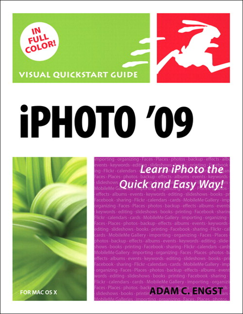 iPhoto 09 for Mac OS X: Visual QuickStart Guide, Adobe Reader
