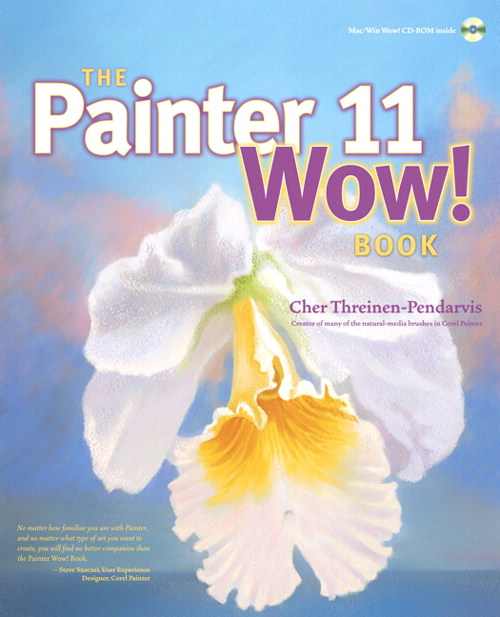 Painter 11 Wow! Book, The