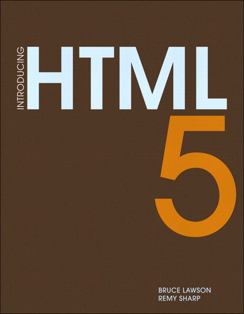 buy Introducing HTML5