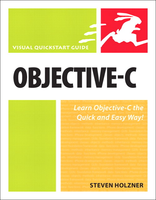 Objective-C: Visual QuickStart Guide
