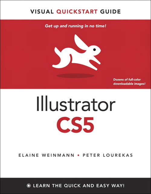 Illustrator CS5 for Windows and Macintosh: Visual QuickStart Guide