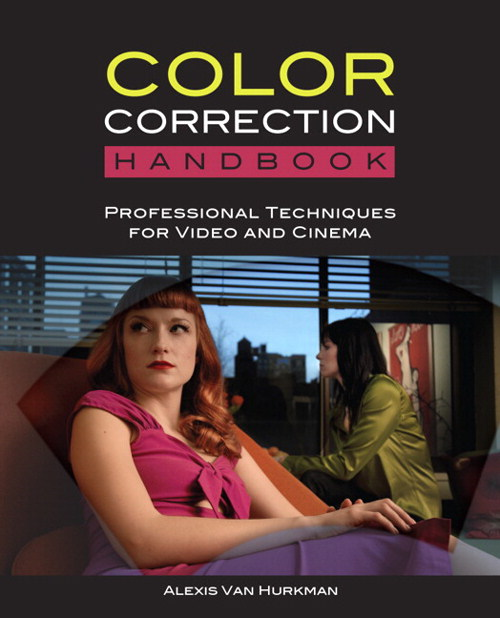 color correction handbook professional techniques for video and cinema