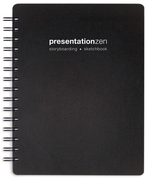 Presentation Zen Sketchbook