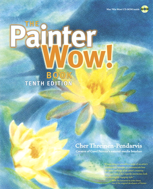 Painter Wow! Book, The, 10th Edition