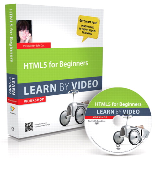 HTML5 for Beginners: Learn by Video