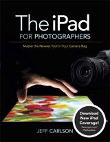 Cover of The iPad for Photographers book