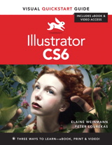 Illustrator CS6 for Macintosh and Windows: Visual QuickStart Guide