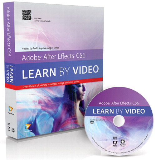 Adobe After Effects CS6: Learn by Video