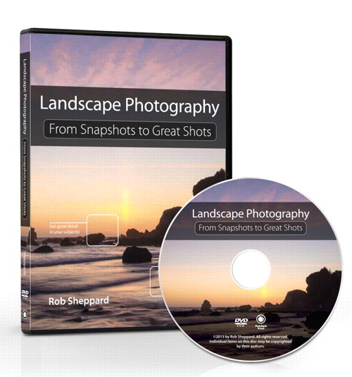 Landscape Photography: From Snapshots to Great Shots (DVD)