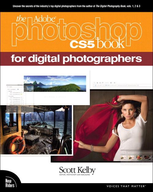 Adobe Photoshop CS5 Book for Digital Photographers, The
