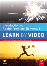 Introduction to Premiere Elements 11: Learn by Video