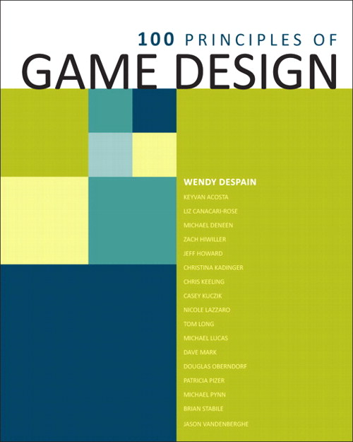Principles Of Design List : Principles of game design peachpit