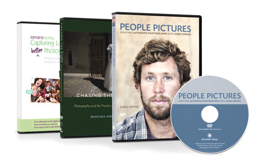 Photo Inspiration DVD Bundle