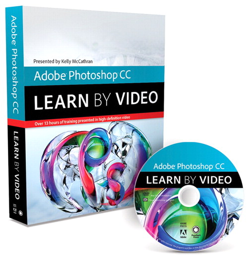 Adobe Photoshop CC: Learn by Video