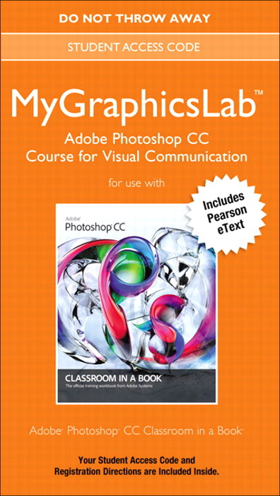 MyGraphicsLab Adobe Photoshop CC Course for Visual Communication