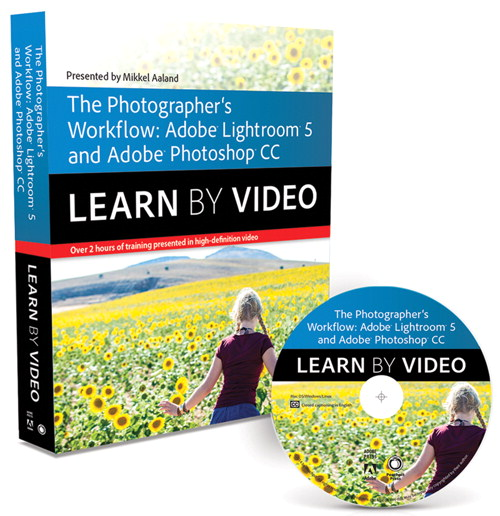 The Photographer's Workflow, Learn by Video