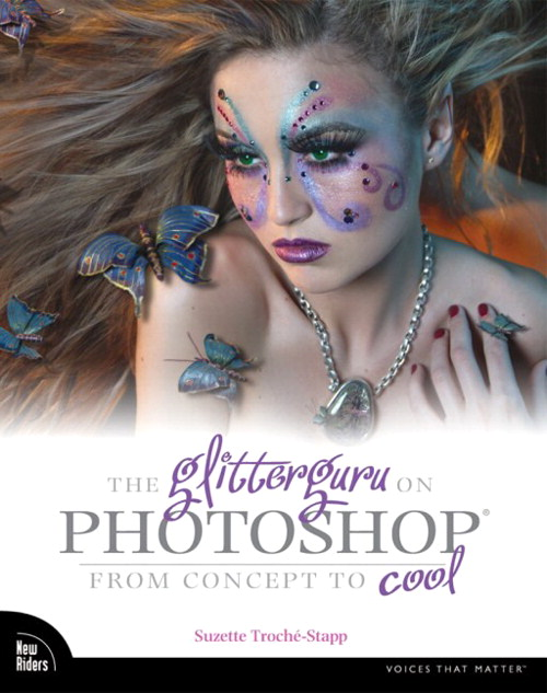 Glitterguru on Photoshop, The: From Concept to Cool