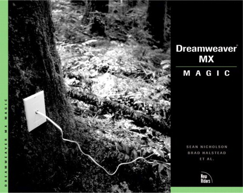 Dreamweaver MX Magic