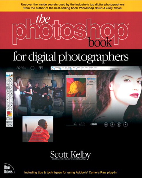 Photoshop Book for Digital Photographers, The