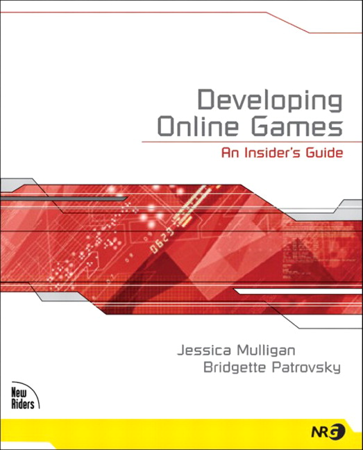 Developing Online Games: An Insider's Guide