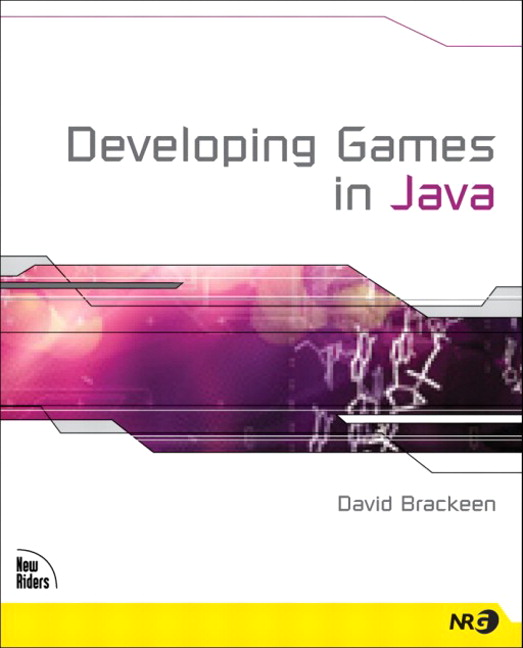 Developing Games in Java