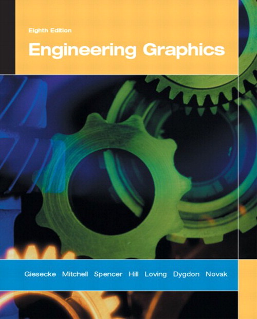 Engineering Graphics, 8th Edition