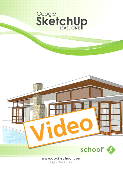 Google SketchUp Level One, Streaming Video