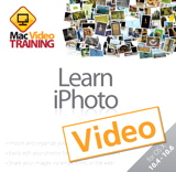Learn iPhoto: Mac Video Training