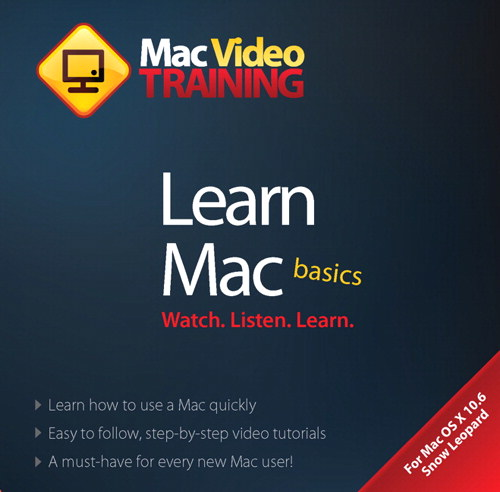 Learn Your Mac: Mac Video Training