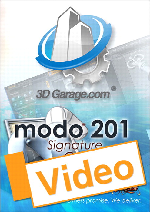 modo 203 Signature Courseware, Streaming Video