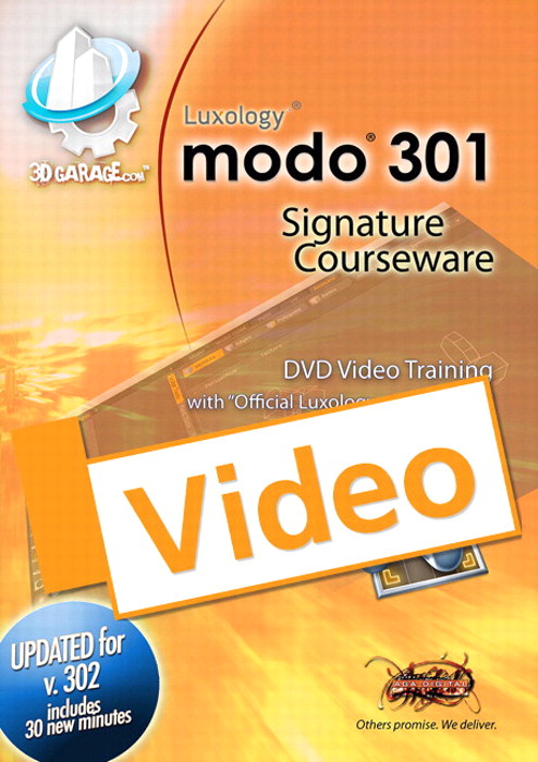 modo 301 Signature Courseware, Streaming Video