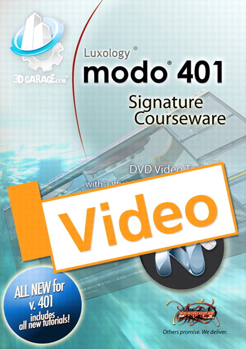 modo 401 Signature Courseware, Streaming Video