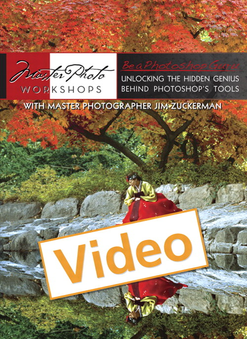 Be a Photoshop Guru: Unlocking the Hidden Genius Behind Photoshop, Streaming Video